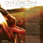 Banish back pain on long drives- Prevention Magazine